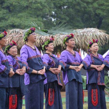 高雄聯合豐年祭主軸小米進倉祭,首邀大武壠族參與